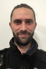 Photo of PCSO Christopher Baker.