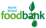 Logo of North Bristol Foodbank.