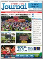 June 2019 issue of the Bradley Stoke Journal news magazine.