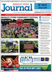 June 2019 issue of the Bradley Stoke Journal magazine.