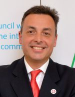 Photo of Cllr Fabrizio Fazzino (Labour).