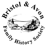 Logo of Bristol & Avon Family History Society.