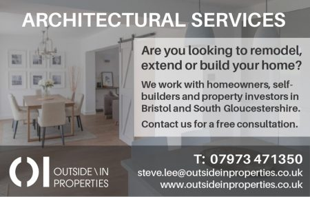 Outside In Properties: Architectural services in Bristol and South Gloucestershire.