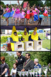 Photos from the 2019 Bradley Stoke Community Festival.