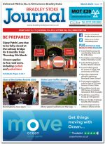 March 2020 issue of the Bradley Stoke Journal news magazine.