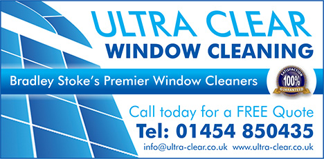 Ultra Clear Window Cleaning, Bradley Stoke, Bristol.