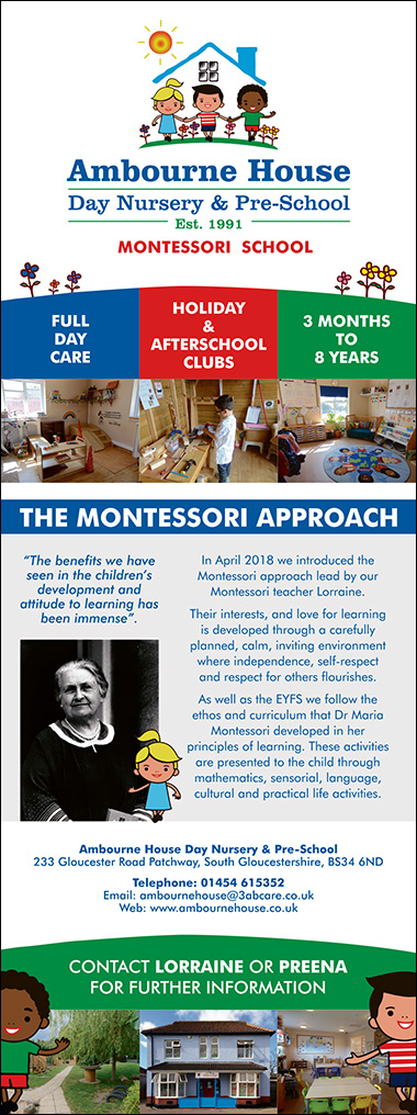 Ambourne House Day Nursery & Pre-School.