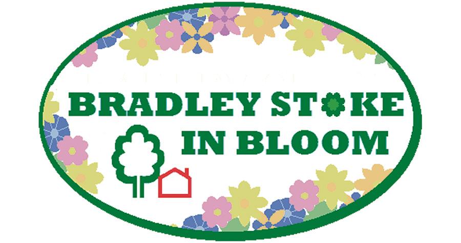 Logo of Bradley Stoke in Bloom.