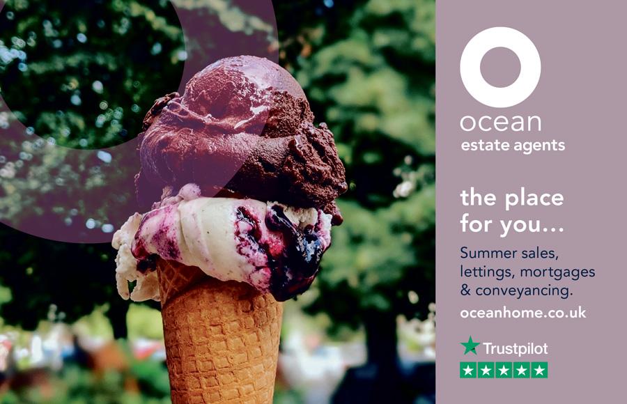 Ocean estate agents, Bradley Stoke, Bristol.