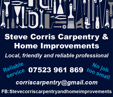 Steve Corris Carpentry & Home Improvements, serving Bristol and South Gloucestershire.