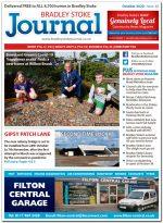 October 2020 issue of the Bradley Stoke Journal news magazine.