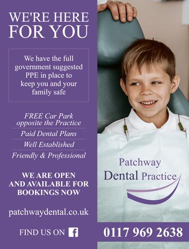Patchway Dental Practice, Coniston Road, Patchway, Bristol.