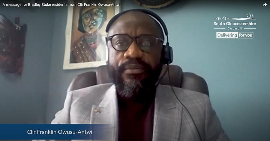 Video by Cllr Franklin Owusu-Antwi.