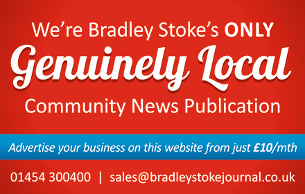 Advertise your business on the Bradley Stoke Journal website.