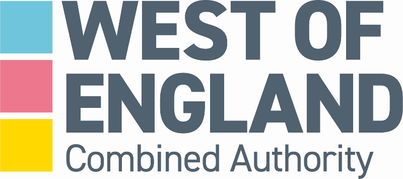 Logo of the West of England Combined Authority.