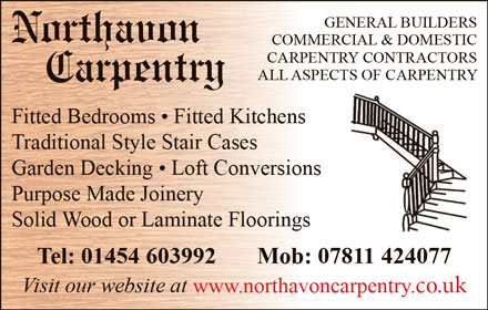 Northavon Carpentry – serving Bristol and South